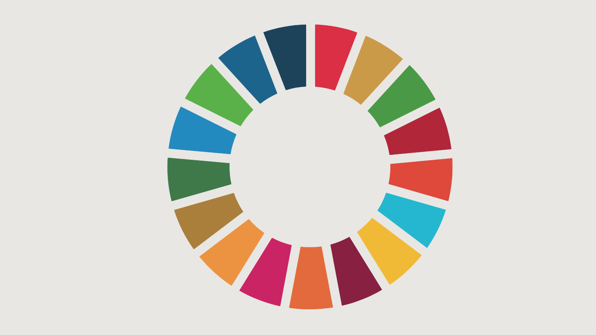 Logo De Sustainable Development Goals