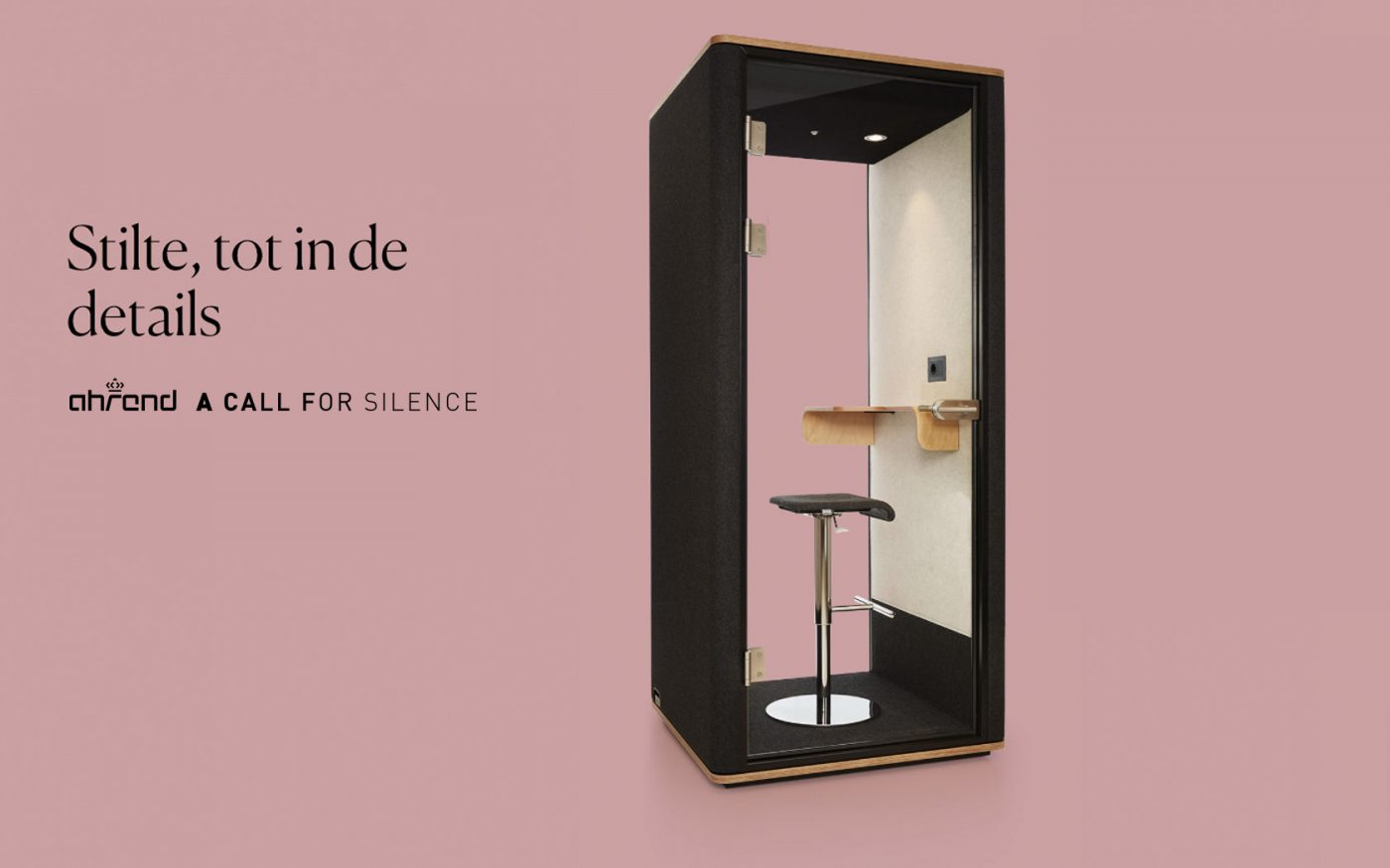Ahrend - Call for Silence