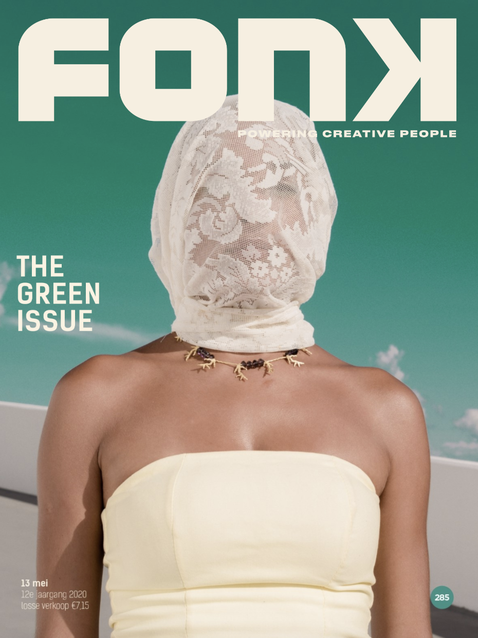 FONK The Green Issue - Heldergroen